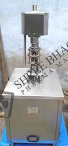 Capping Machine - Screw Capping Machine up to 600 Bottles Per Hour Output