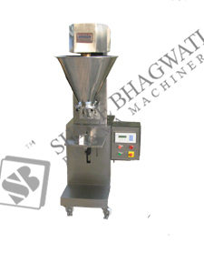 Semi Automatic Auger Filling Machine up to 5 gram to 1 kg. Filling Capacity