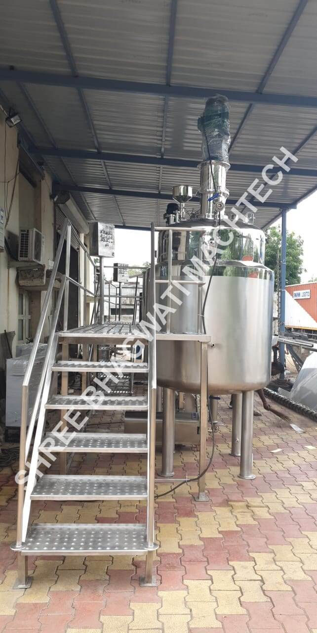 Hand Wash and Liquid Soap manufacturing plant