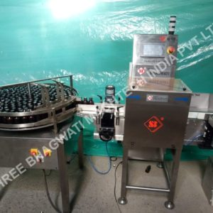Check weigher (2)