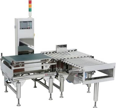 Checkweighers ,Checkweigher machine – inline check weighing systems for or Bottles, Jar, Bag, Pouch, Carton