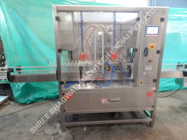 hand washing liquid filling machine , Hand Wash Viscous Liquid Filling Machine , Soap Liquid Bottle Filling Line