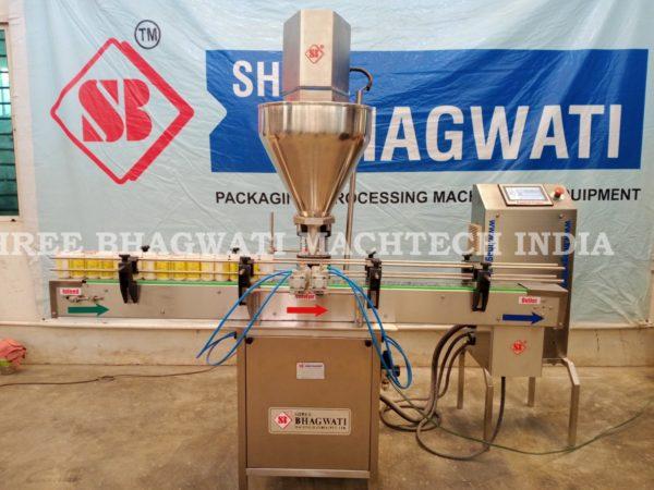 servo auger filler machine, powder filling machine, microdozer machine and auger filling machine